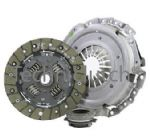 3 PIECE CLUTCH KIT INC BEARING 215MM VAUXHALL ASTRA BELMONT 1.6 D